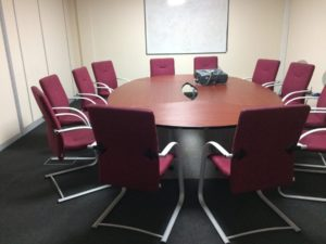 Location Small Training room.