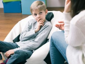 image of therapist Counselling Children